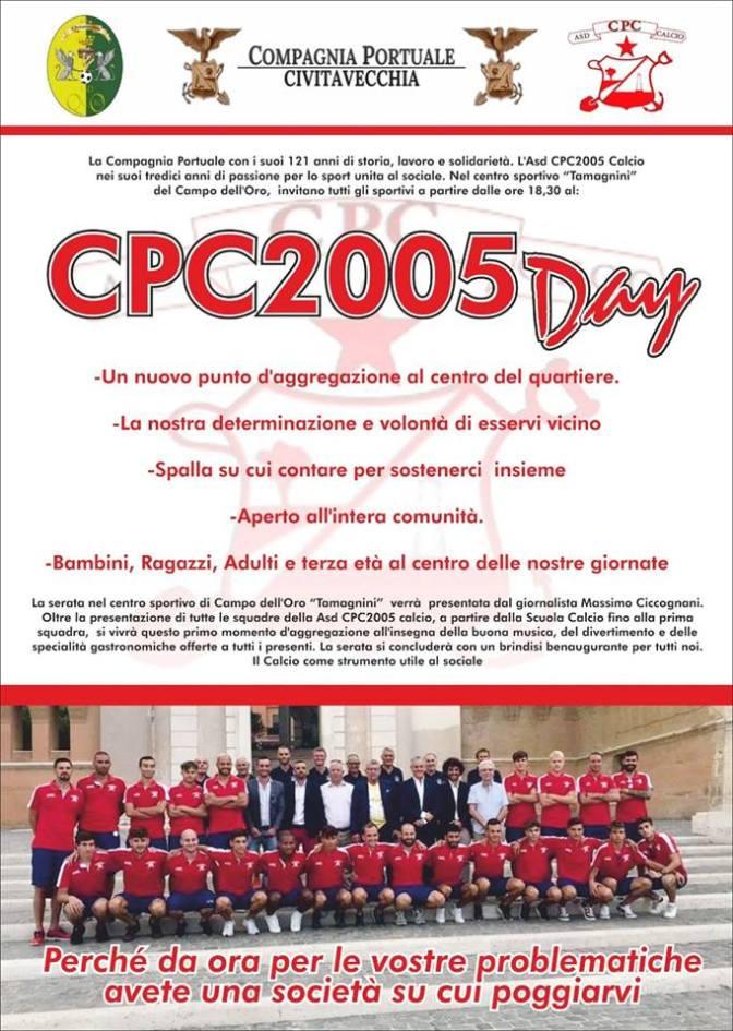 CPC2005 Day: il 24 Ottobre al Tamagnini